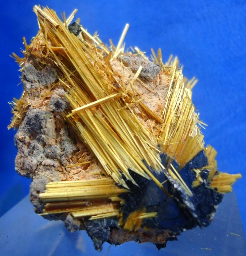 """Rutilio Dourado, ou Rutilos. Popularmente conhecido como """"Cabelos""""."""