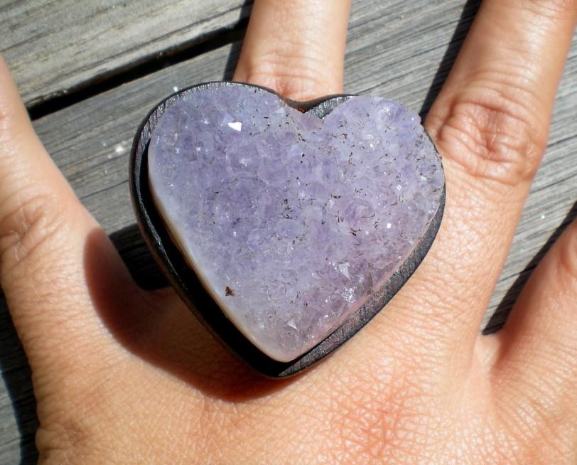 Peça final... pedra clareada para satisfazer uma cliente muito especial...