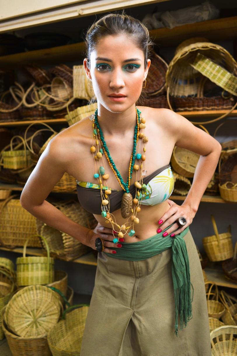 Colares turquesa amazonita
