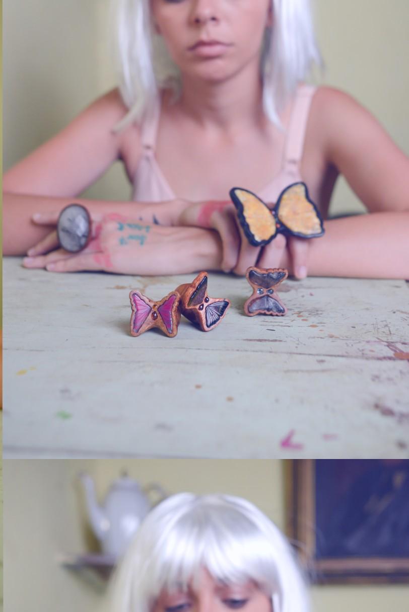 aneis borboleta ar essencial