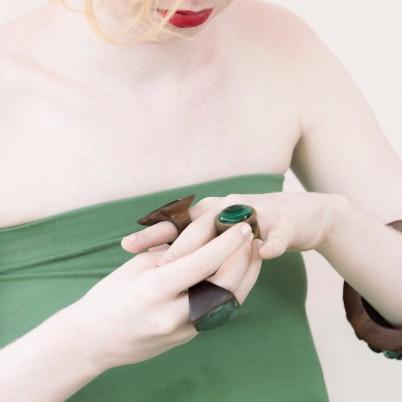 verde ar essencial joias